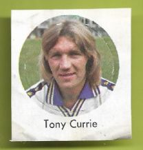 Leeds United Tony Currie (VB)